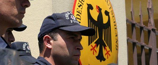 Прохождение посольства Германии в России Au-Pair