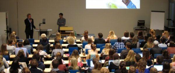 Мои первые дни в частном университете Германии
